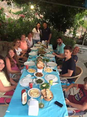 Sogut, Turchia: my guests