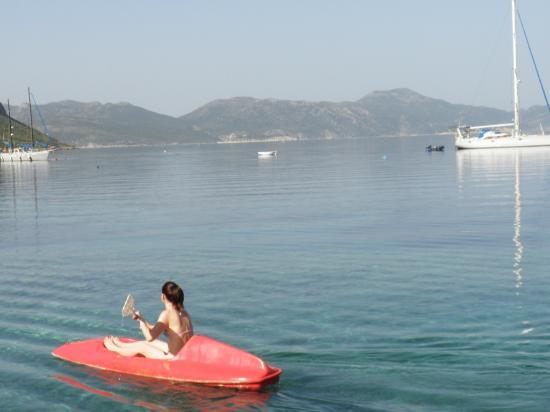 Sogut, Turchia: sea wiew