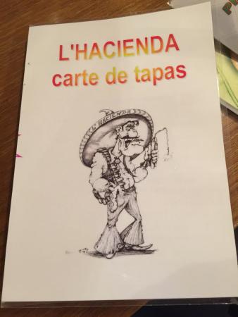 L'Hacienda Tex-Mex Pizzeria