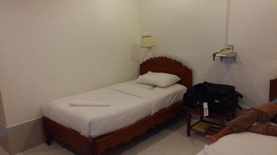 Asia Hotel : Single bed
