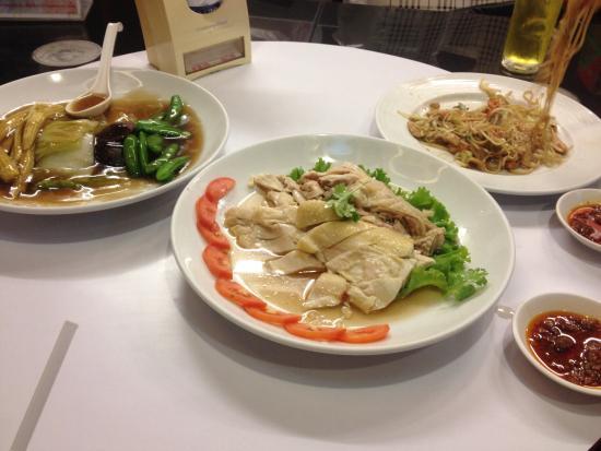 Shangri La Chinese Restaurant: อร่อย