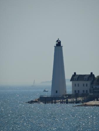Orient, NY: lighthouse