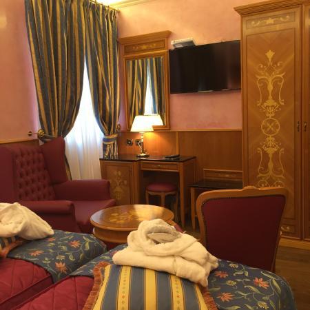 Hotel Vittoria: Double Superior Delux