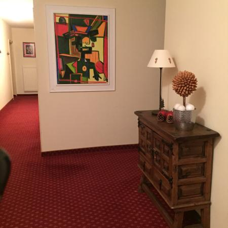 Hotel Robinson : 1er étage