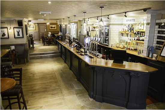 The White Hart: Our beautiful pub
