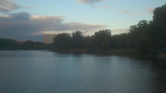 Dzhamgarovskiy Pond