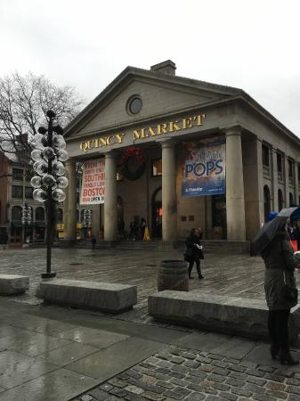 入口 - Picture of Quincy Market, Boston - TripAdvisor