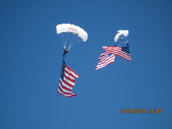 Talladega, AL: Patriotism important at NASCAR events