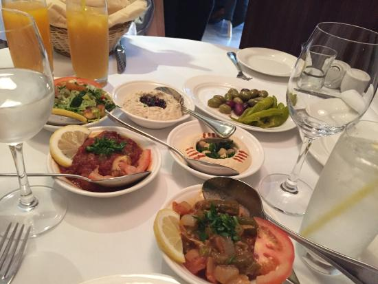 Picture of yasmeen restaurant london for 1 blenheim terrace london nw8 0eh