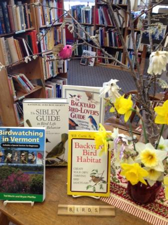 Hanover, NH: Carely selected new titles are arriving daily