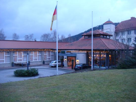 Luisenthal, Alemania: Entrance outside