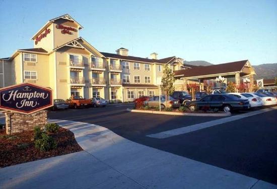 Photo of Hampton Inn Ukiah