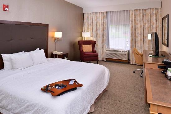 สติวเบนวิลล์, โอไฮโอ: Standard King guestroom