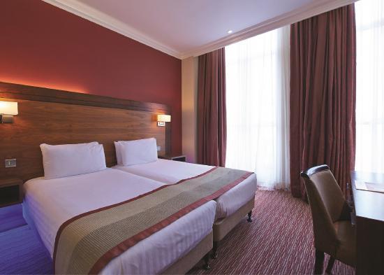 DoubleTree by Hilton Hotel London - Kensington: Twin Superior Room