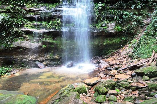 Escorrega Macaco Waterfall
