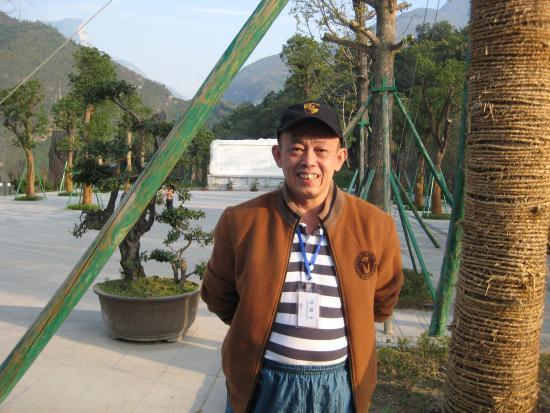 Chongqing Baidi City: Zhuge Liang garden