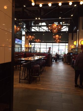 Empty Restaurant Picture Of Guy Fieri S Baltimore Kitchen Bar