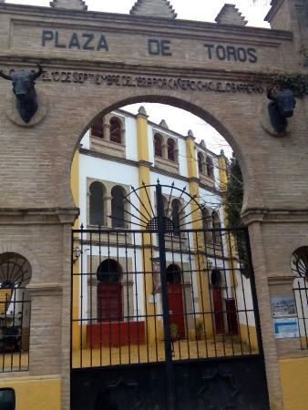 Plaza de Toros de Villanueva del Arzobispo
