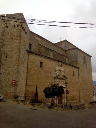 Villanueva del Arzobispo, España: Iglesia de San Andres