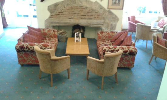 Boroughbridge, UK: Reading room