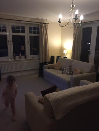 Turnberry Links Estate : Living room