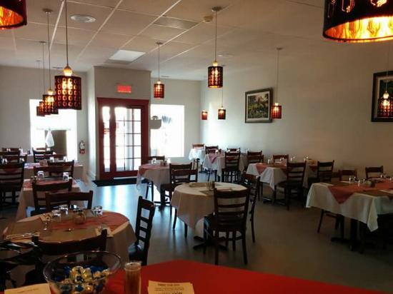 Sorel, كندا: La salle à manger