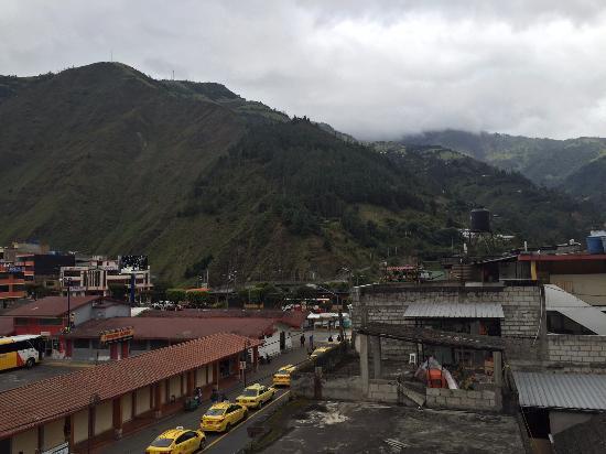 Hostal dulce amanecer desde ba os ecuador - Hoteles en banos ecuador ...