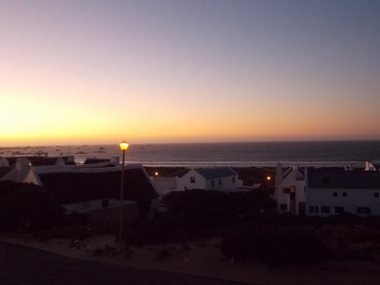 Paters Haven Self-Catering and B&B: Beautiful sunsets