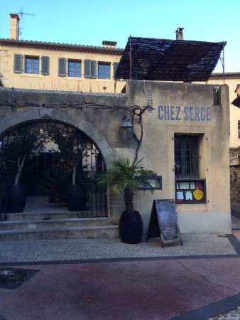 Carpentras, Francia: Vue extérieure