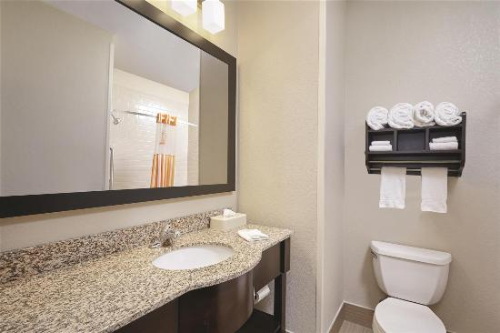 La Quinta Inn & Suites South Bend : Guest room