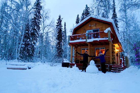 Riverbend Log Cabins & Cottage Rentals: photo2.jpg