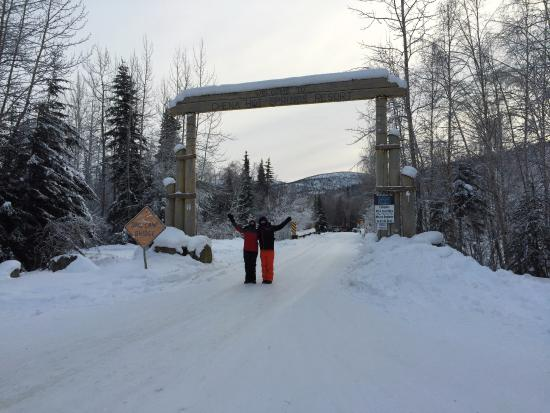 Chena Hot Springs Resort: Welcome to Chena Hot Spring Resort!
