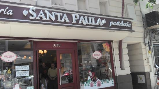 Santa Paula Confiteria