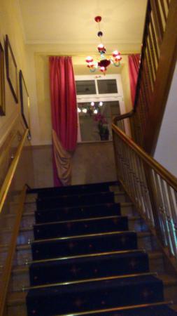 Hotel Torbraeu : Внутренние убранства
