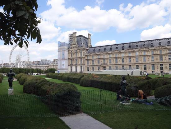 Jardin des tuileries photo de jardin des tuileries for Villas de jardin seychelles tripadvisor