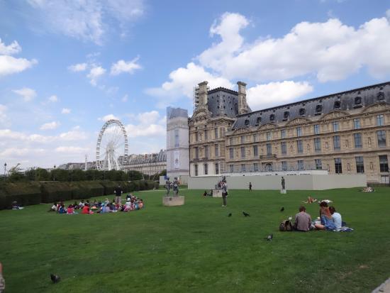 Jardin des tuileries picture of jardin des tuileries paris tripadvisor - Jardin des tuileries foire ...