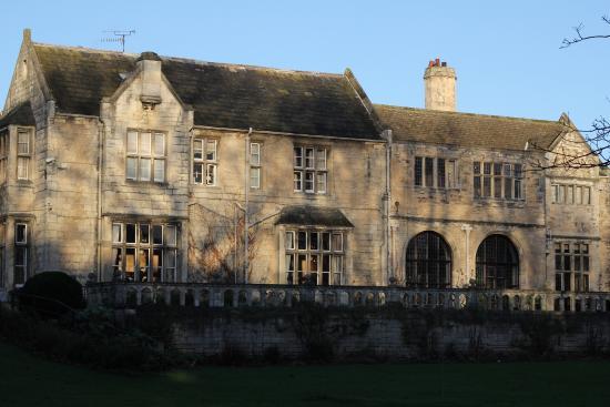 Monk Fryston Hall hotel 291215