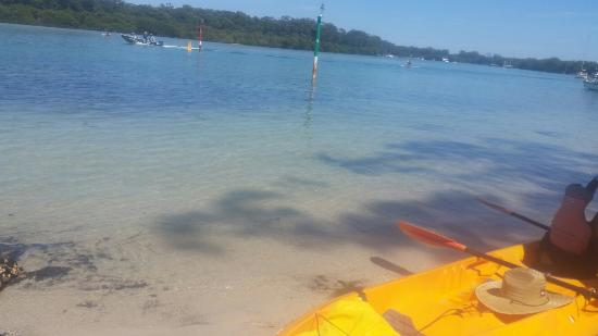 Jervis Bay Kayak & Paddlesports Co: 20151231_105920_large.jpg