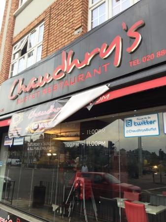 Chaudhry S Buffet Restaurant Review