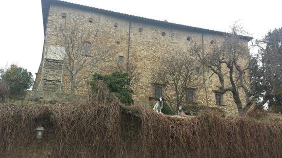 Castello di Bibbione: Incantevole