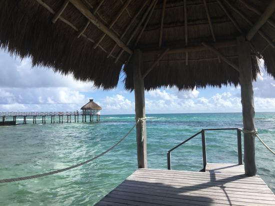 Cabana On Beach Picture Of The Grand Mayan Riviera Maya