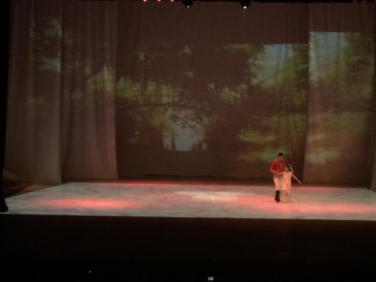 Cine- Paulo Freire Municipal Theater