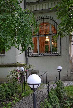 Hotel Villa Emma: вокруг виллы