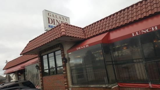 Galaxy Diner-Restaurant