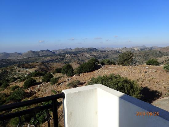 Anogia, اليونان: another look from balcony
