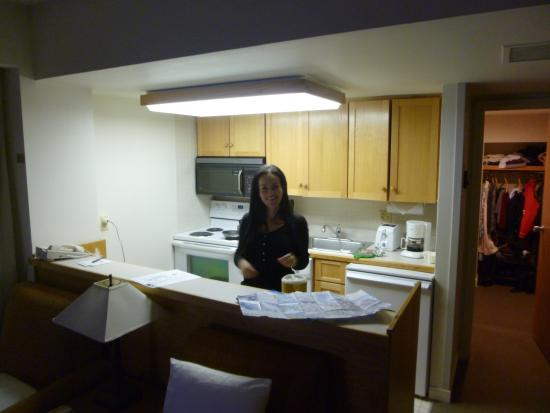 Snowbird, UT: Kitchen-studio
