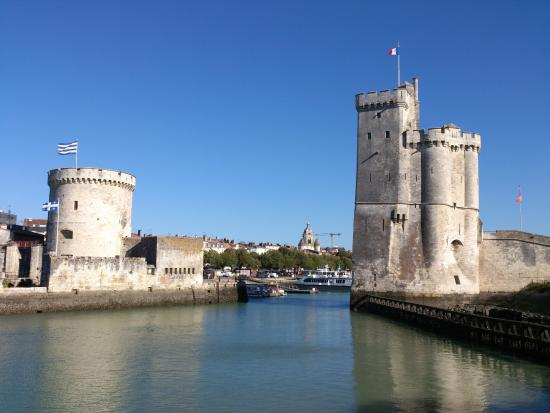 Towers of La Rochelle