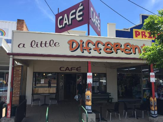 Gayndah, Australien: A Little Bit Different Cafe
