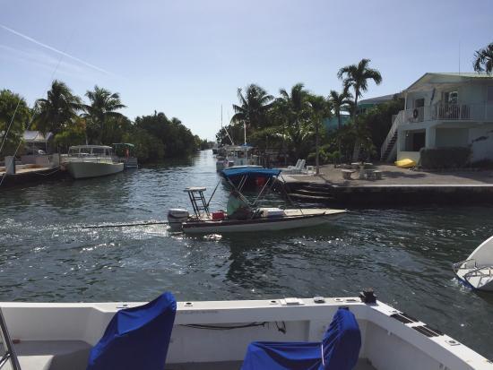 Summerland Key, FL: The Flats Boat