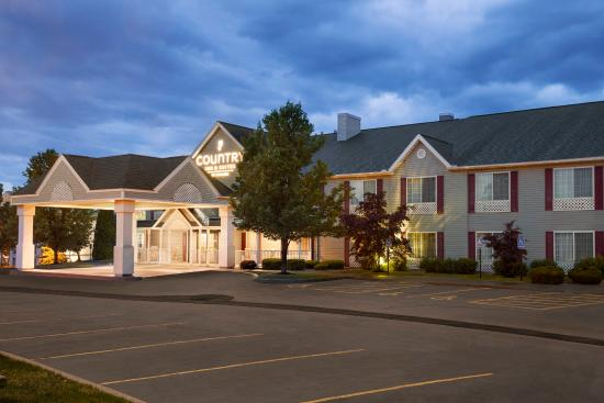 Country Inn & Suites By Carlson, Rochester-Henrietta: Country Inn Rochester Henrietta Exterior